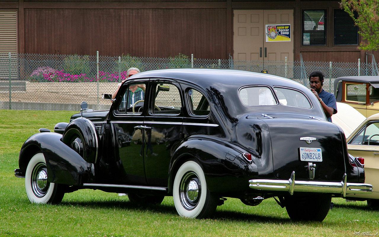 File 1938 Buick Roadmaster 4d Sdn Rvl Jpg Wikimedia Commons