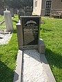 1953 flood victims gravestones De Waal Texel - 6.jpg