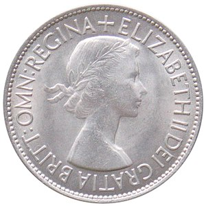 Half crown (British coin) - Image: 1953 half crown obverse