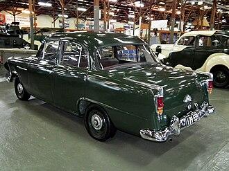 Holden FC - Image: 1959 Holden FC Standard sedan (5637207238)