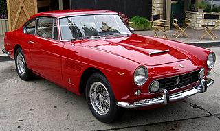 Ferrari 250 Motor vehicle