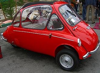 Trojan (automobile) - 1963 Trojan 200