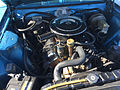 1967 AMC Ambassador DPL convertible blue with optional Satin trim AMO 2015 meet 9of9.jpg