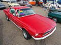 1967 FORD MUSTANG 2+2 FASTBACK, licence AR-51-52, pic2.JPG