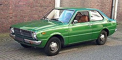 1976 Toyota Corolla, European version