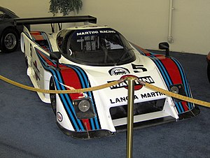 Lancia LC2 - The LC2 in its 1983 form