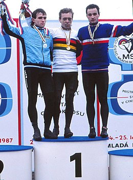 1987 UCI Cyclo-cross World Championships 01.jpg