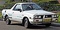 1991 Subaru Brumby utility (2010-07-21) 01.jpg