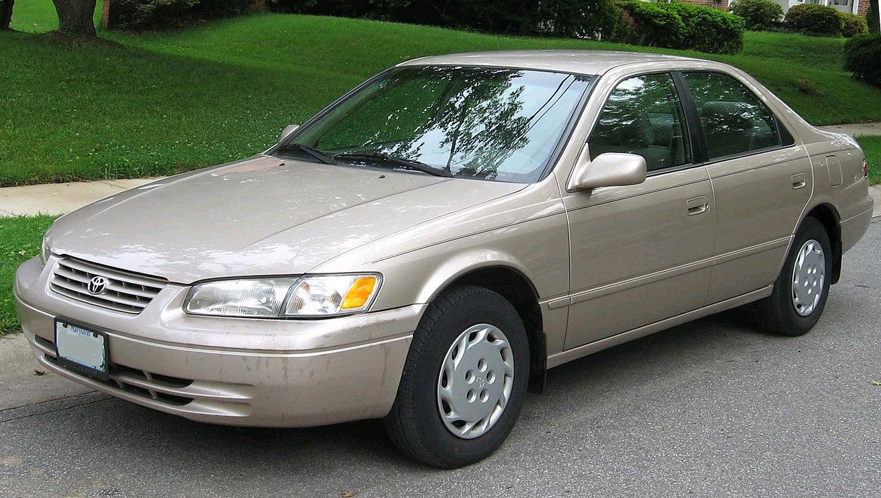 Toyota Camry Used Cars For Sale