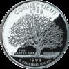 Connecticut quarter