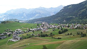 Albiez-Montrond - A general view of Albiez-Montrond