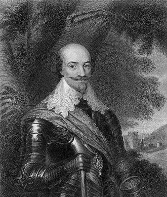 Earl of Lindsey - Robert Bertie,  1st Earl of Lindsey.