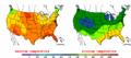 2002-09-17 Color Max-min Temperature Map NOAA.png