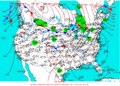 2003-01-28 Surface Weather Map NOAA.png