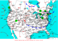 2004-07-15 Surface Weather Map NOAA.png