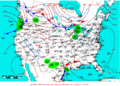 2007-03-12 Surface Weather Map NOAA.png