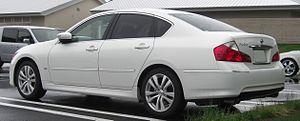 Nissan Fuga - Nissan Fuga (Japan)