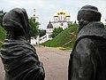 2008г.Новые купола Успенского собора..jpg