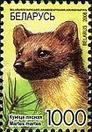 2008. Stamp of Belarus 10-2008-06-10-kunitsa.jpg