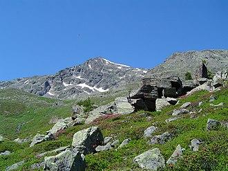 Ötztal - Image: 2008 Ötztal 199 Nederkogel 3163
