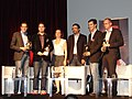 2009 October 2nd Open World Forum Paris Awards winers.JPG