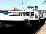 20110425 Amsterdam 51 Ferry at southside Nieuwe Meer.JPG