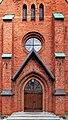 2012 Powiat wodzisławski, Mszana, Kościół św. Jerzego (10).jpg