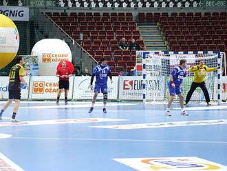 Wybrzeże Gdańsk - Wybrzeże match in the 2013/14 season