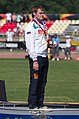 2013 IPC Athletics World Championships - 26072013 - Vladimir Sviridov of Russia gold of the Men's Shot put - F36.jpg