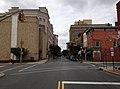 2014-08-30 10 53 40 View west along East State Street near Stockton Street in Trenton, New Jersey.JPG