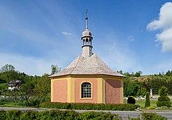 2014 Szalejów Dolny, kaplica św. Marii Magdaleny 01.JPG
