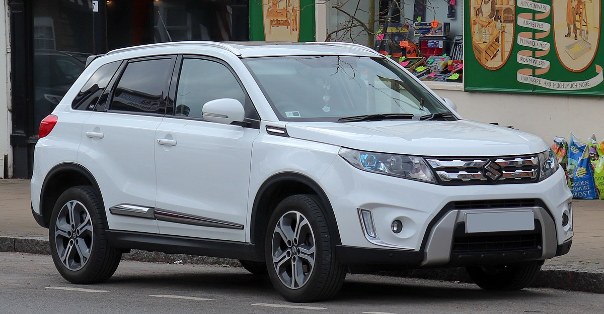 Suzuki Vitara Used Cars For Sale