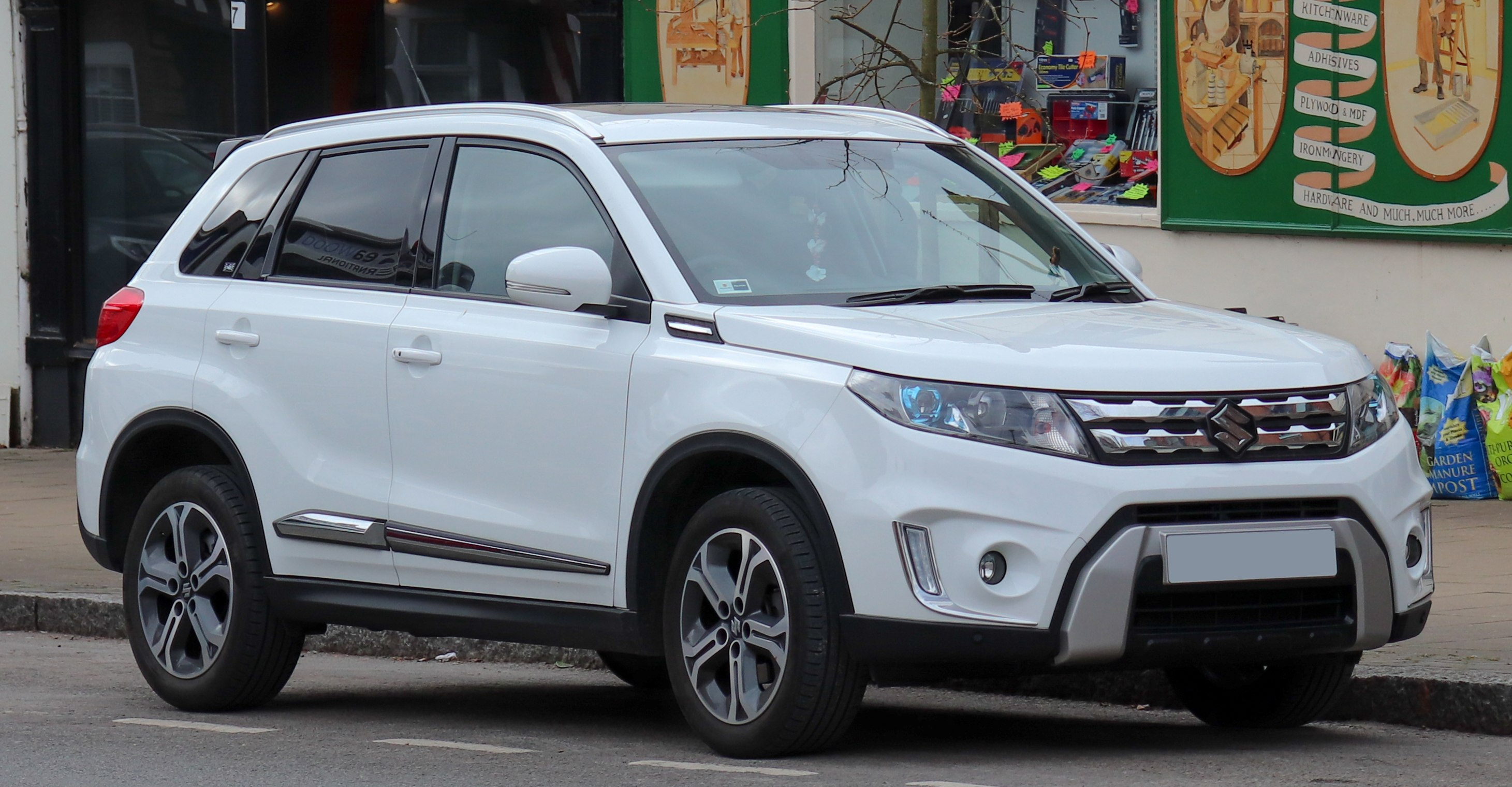 Suzuki Grand Vitara - The complete information and online