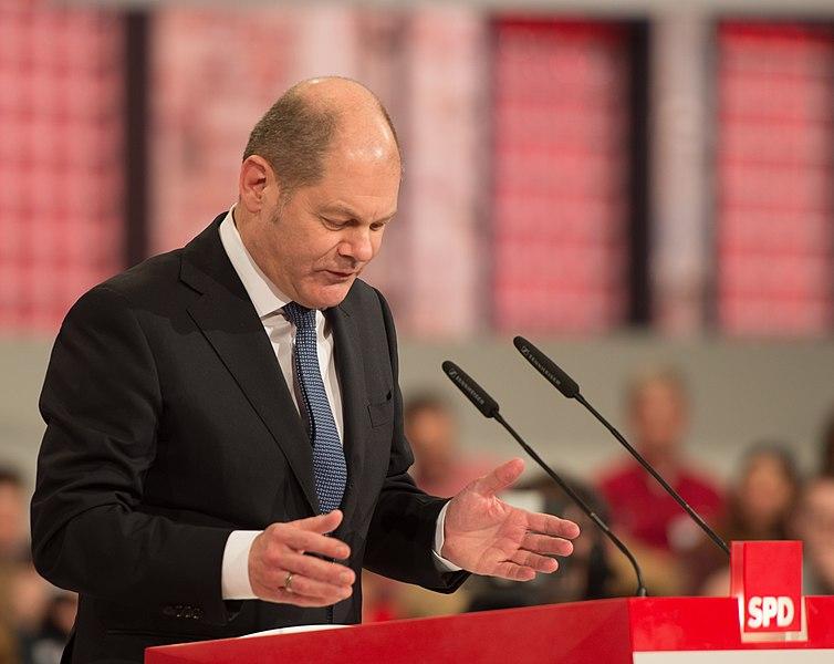 Datei:2017-03-19 Olaf Scholz SPD Parteitag by Olaf Kosinsky-4.jpg