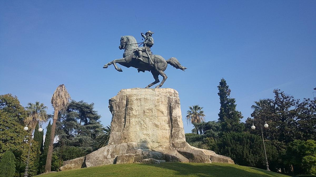 File 2017 05 26 monumento di la spezia giuseppe garibaldi for Marletto arredamenti la spezia