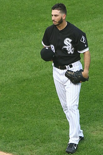 Miguel González (pitcher) - González for the 2017 Chicago White Sox