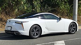 2017 LEXUS LC500h JAPAN REAR.jpg