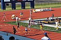 2017 Lone Star Conference Outdoor Track and Field Championships 40 (women's 100m finals).jpg