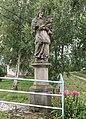 2017 Rzeźba św. Jana Nepomucena w Nowej Wsi 1.jpg