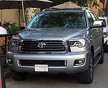 Toyota Sequoia Wikipedia