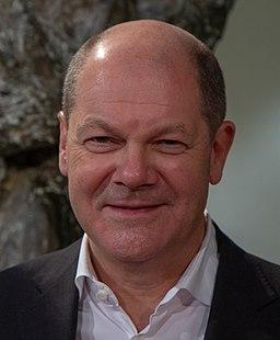 Olaf Scholz German politician