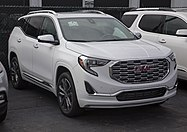 2018 GMC Terrain Denali, front right.jpg