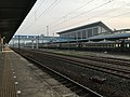 201906 Station Building and Platform of Huangshi.jpg