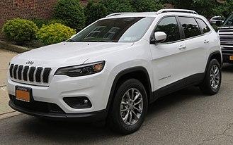 Jeep Cherokee - Fifth generation (KL)