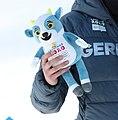 2020-01-15 Mascot Ceremony Alpine skiing Parallel Mixed Team Event (2020 Winter Youth Olympics) by Sandro Halank–080.jpg