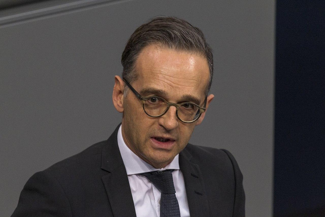 2020-10-30 Heiko Maas MdB SPD by OlafKosinsky 4076.jpg