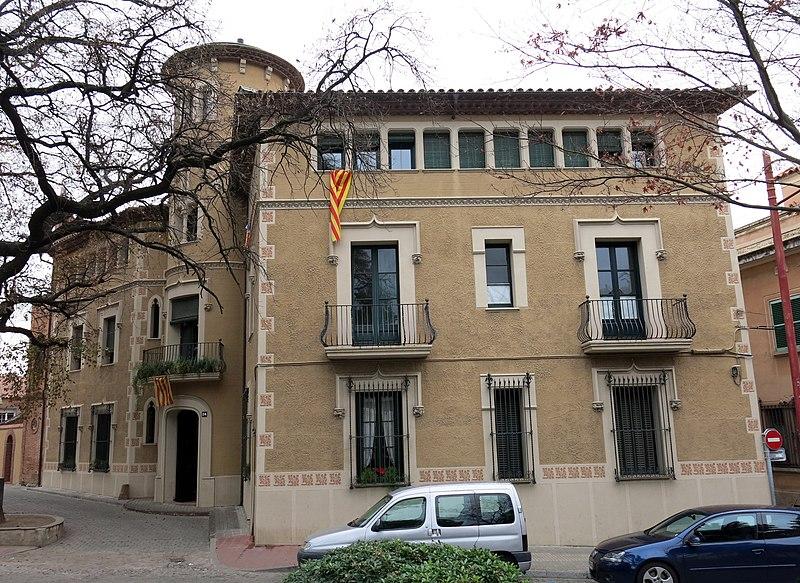 File 234 casa merc pascual pg til lers 24 la garriga jpg wikimedia commons - Casa la garriga ...