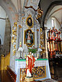 250513 Altar in the church of St. Florian in Koprzywnica - 15.jpg