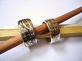 2 mokume-gane rings.jpg