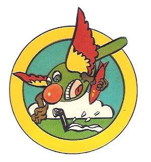 42d Tactical Missile Squadron - Emblem of the 2d Search Attack Squadron